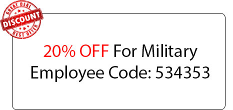 Military Employee Discount - Locksmith at Bethpage, NY - Bethpage NYC Locksmith
